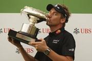 2010年 UBS香港オープン 最終日 イアン・ポールター