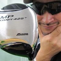 マーク金井が「ミズノ MP CRAFT425+ ドライバー」を徹底検証 マーク試打 ミズノ MP CRAFT425+ ドライバー NO.1