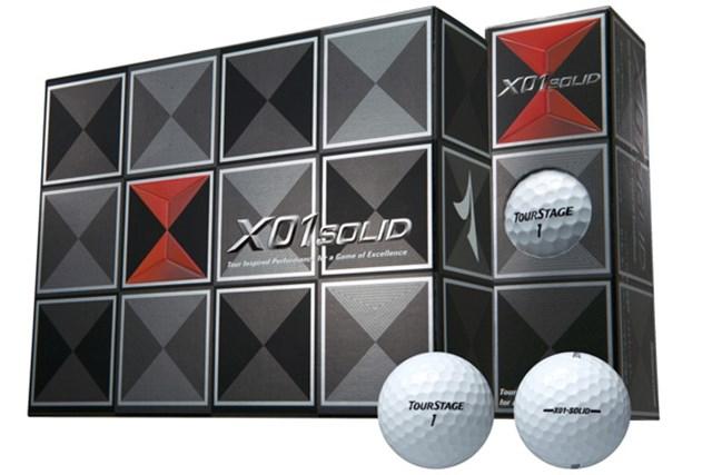 ブリヂストン ツアーステージ X-01 SOLID ブリヂストン ツアーステージ X-01 SOLID