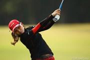 2010年 LPGAツアーチャンピオンシップリコーカップ 初日 イム・ウナ
