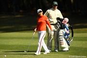 2010年 LPGAツアーチャンピオンシップリコーカップ 2日目 横峯さくら