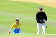 2010年 カシオワールドオープンゴルフトーナメント 2日目 井戸木鴻樹