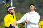 2010年 カシオワールドオープンゴルフトーナメント 2日目 すし石垣