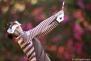 2010年 LPGAツアーチャンピオンシップリコーカップ3日目 北田瑠衣