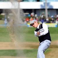 全然マークしてなかったんやけど、この人もキムさんやん!キムさんって、み~んな強いんかいな!!3位T 2010年 カシオワールドオープンゴルフトーナメント3日目 H.T.キム