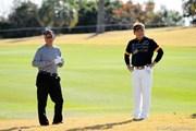 2010年 カシオワールドオープンゴルフトーナメント3日目 丸山茂樹、谷口徹