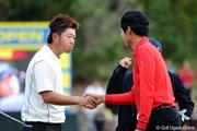 2010年 カシオワールドオープンゴルフトーナメント 最終日 松村道央