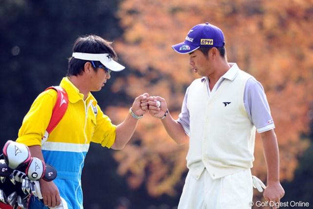 2010年 カシオワールドオープンゴルフトーナメント 最終日 池田勇太 2、3番Hの連続バーディで順調に滑り出したのになァ・・・。後半まったく伸びひんかったもん。5位T