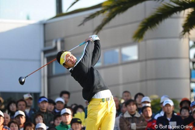 2010年 カシオワールドオープンゴルフトーナメント 最終日 松山英樹 貫禄のベスト・アマ獲得!さすがはアジア・アマチャンプ!来年のマスターズはどないなんのやろ・・・。31位T