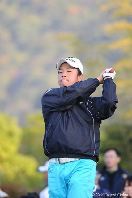 2010年 カシオワールドオープンゴルフトーナメント 最終日 原敏之 最終日に崩れたけど、ドラコンで2位!!遼君、松山君と同級生というから恐ろしい・・・。サードQTで落ちたそうやけど、強い少年達がたくさんいるもんや!59位T