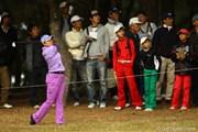 2010年 LPGAツアーチャンピオンシップリコーカップ 最終日 佐伯三貴