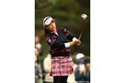 2010年 LPGAツアーチャンピオンシップリコーカップ 最終日 有村智恵