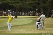 2010年 LPGAツアーチャンピオンシップリコーカップ 最終日 横峯さくら