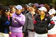 2010年 LPGAツアーチャンピオンシップリコーカップ 最終日 表彰式
