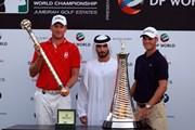 2010年 ドバイ・ワールドチャンピオンシップ 最終日 ロバート・カールソン、マーティン・カイマー