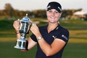 2010年 LPGAツアー選手権 事前 アンナ・ノルドクビスト