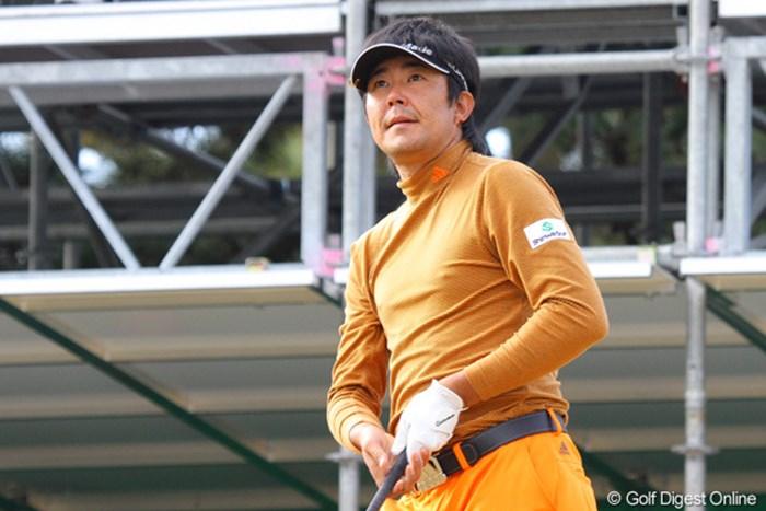フェニックス最終日を思い出させる連続バーディスタートを切り2位タイ発進 2010年 ゴルフ日本シリーズJTカップ 初日 富田雅哉