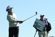 2010年 LPGAツアー選手権 初日 宮里藍