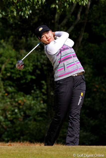 日本では無名に近いものの、韓国のイム・ジナが12位で突破