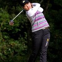 日本では無名に近いものの、韓国のイム・ジナが12位で突破 2010年 女子ファイナルQT 最終日 イム・ジナ