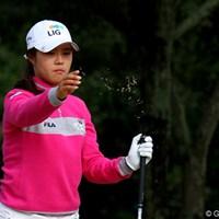 韓国のチェ・ヘヨンは13位。無名でも実力者揃いの韓国勢、思わぬ活躍を見せるかもしれない 2010年 女子ファイナルQT 最終日 チェ・ヘヨン