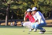 2010年 ゴルフ日本シリーズJTカップ 2日目 キム・キョンテ キム・ドフン