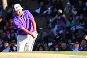 2010年 ゴルフ日本シリーズJTカップ 3日目 小田孔明