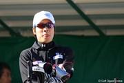 2010年 ゴルフ日本シリーズJTカップ 3日目 キム・キョンテ