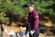 2010年 ゴルフ日本シリーズJTカップ 3日目 横田真一