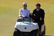 2010年 ゴルフ日本シリーズJTカップ 3日目 ノ・スンヨル