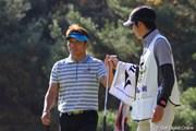 2010年 ゴルフ日本シリーズJTカップ 最終日 丸山茂樹