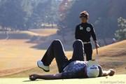 2010年 ゴルフ日本シリーズJTカップ 最終日 ブレンダン・ジョーンズ