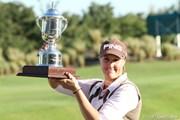 2010年 LPGAツアー選手権 最終日 マリア・ヨース