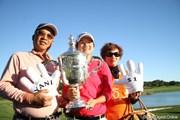 2010年 LPGAツアー選手権 最終日 ヤニ・ツェン