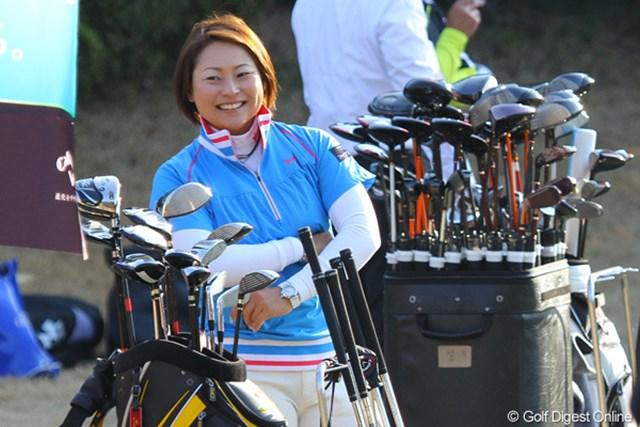 2010年 CHRYSLER CUP 2010 馬場ゆかり イベント参加者と有意義なひとときを過ごす馬場ゆかり