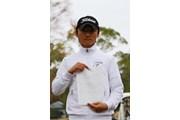 2010年  男子ファイナルクォリファイングトーナメント 最終日 阿部裕樹