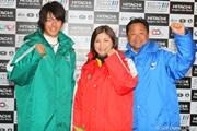 2010年 Hitachi 3Tours Championship 2010 事前 横峯さくら