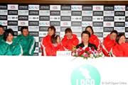 2010年 Hitachi 3Tours Championship 2010 事前 アン・ソンジュ