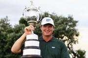 2011年 南アフリカオープン選手権 アーニー・エルス