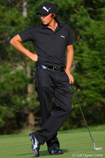 2011年 米国男子ツアープレビュー リッキー・ファウラー 将来のスター候補として高い期待が寄せられるリッキー・ファウラー。力強いスイング、端麗な容姿などカリスマ性を備えたプレーヤーだ