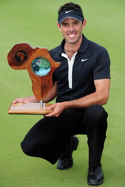 2011年 アフリカオープン 事前情報 チャール・シュワルツェル C.シュワルツェルが母国開催トーナメントで大会連覇を狙う(Stuart Franklin /Getty Images)