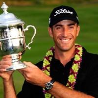 開幕戦3連覇に挑むG.オギルビー。今年もハワイで幸先の良いスタートを切ることができるか(Sam Greenwood/Getty Images) 2011年 ヒュンダイトーナメント・オブ・チャンピオンズ 事前情報 ジェフ・オギルビー
