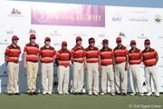 2011年 ザ・ロイヤルトロフィ アジア選抜