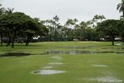 2011年 ソニーオープン・イン・ハワイ初日
