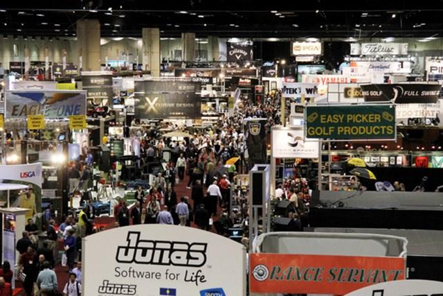 海外の新製品が目白押し!2011年PGAマーチャンダイズショー開幕レポート NO.1 2011年PGAマーチャンダイズショーが開幕