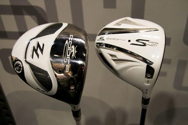 海外の新製品が目白押し!2011年PGAマーチャンダイズショー開幕レポート NO.2 コブラから出た白いヘッドで注目を集める「ZLドライバー」と「S3ドライバー」