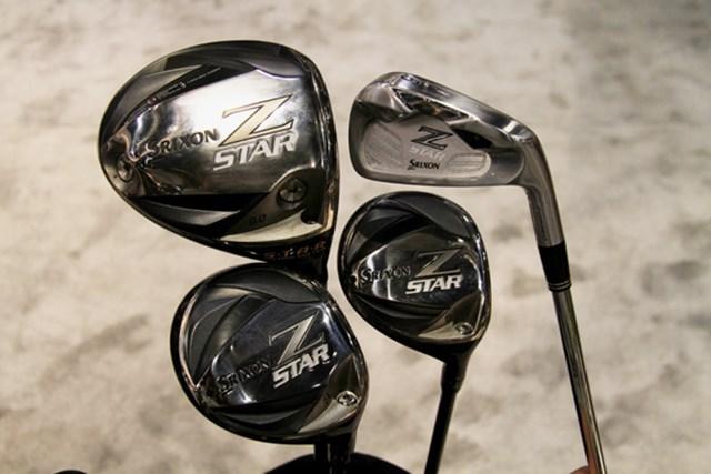 海外の新製品が目白押し!2011年PGAマーチャンダイズショー開幕レポート NO.6 海外専用モデルのスリクソン、Zスター(ドライバー、FW、アイアン)は3月から発売開始。価格$400