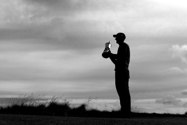 """昨年12月のオーストラリアンオープンを制したジェフ・オギルビー。今季開幕前のまさに""""つまづき""""を今週のうちに取り戻せるか?(Mark Nolan/Getty Images)"""