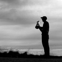 """昨年12月のオーストラリアンオープンを制したジェフ・オギルビー。今季開幕前のまさに""""つまづき""""を今週のうちに取り戻せるか?(Mark Nolan/Getty Images)  ジェフ・オギルビー 2010年 オーストラリアンオープン"""