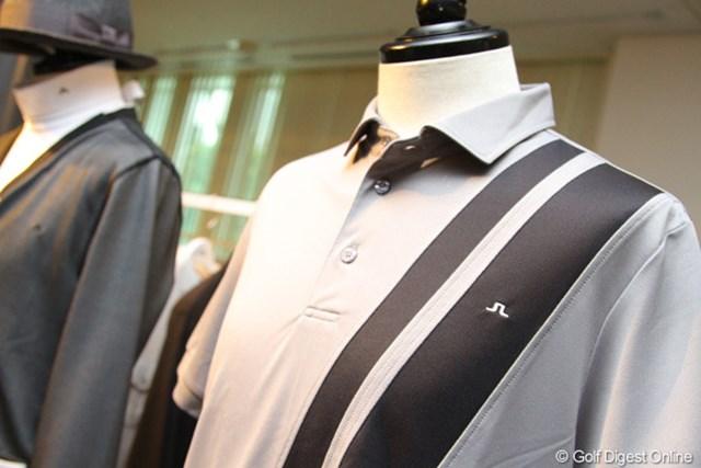 2011年 J.LINDEBERG 展示会 ポロシャツ
